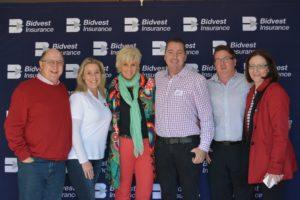 Bidvest Inurance Team with PJ Powers
