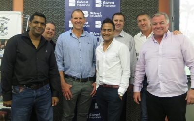 Bidvest Insurance teams up with John Plumtree and the Sharks