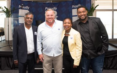 Bidvest Business Breakfast: A Better Tomorrow