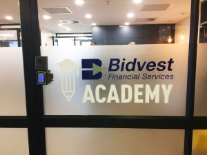 Bidvest Financial Services Academy