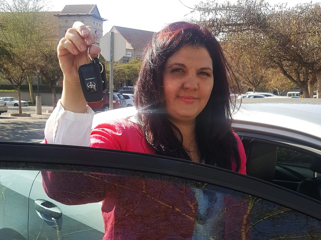 Bidvest Insurance Helps Victim of Vehicle Theft Get Back on Her Feet