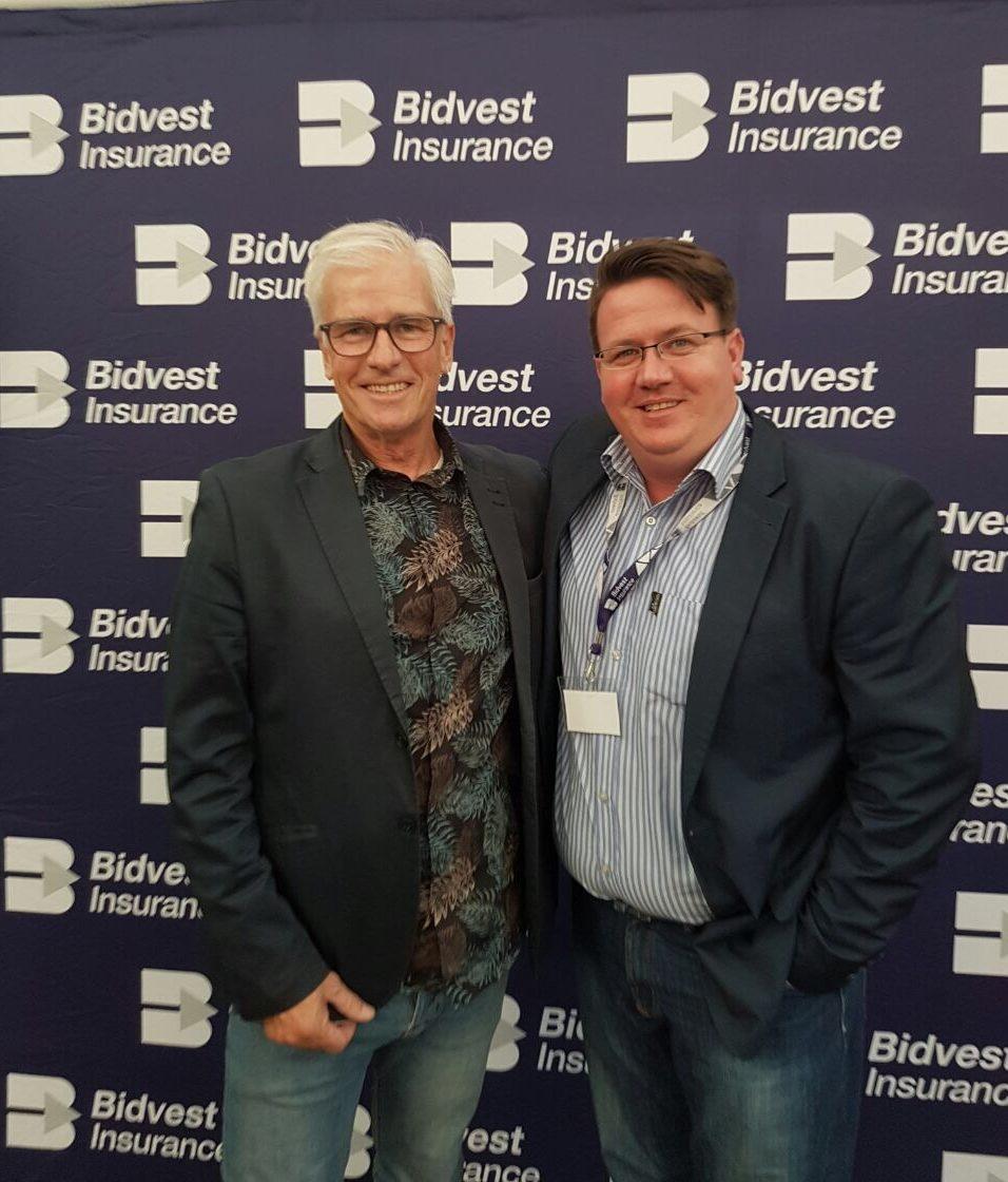 David Grier and Ian Human