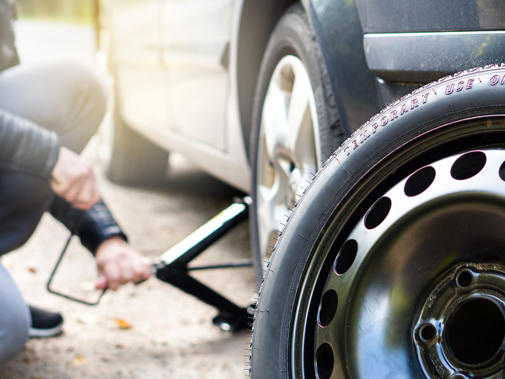 Don't Let a Flat Tyre Stall Your Holiday