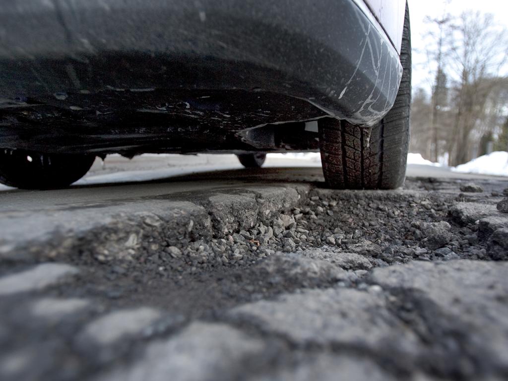 Don't Go Down the Pothole