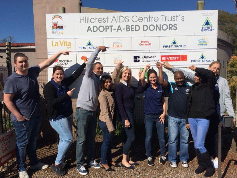 Bidvest Insurance Experiences Some Mandela Day Magic