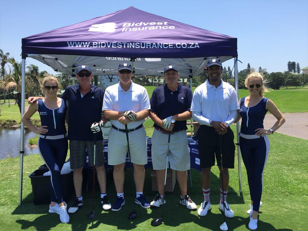 Bidvest Forum KZN Golf Day