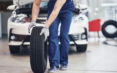 Are my new car tyres and rims covered by insurance?