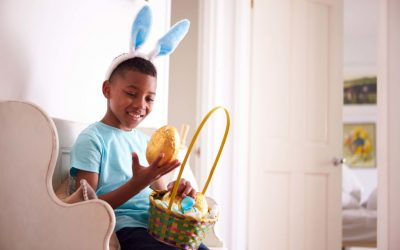 How to do an eggs-cellent Easter Egg Hunt Indoors
