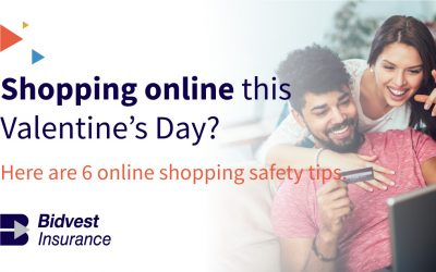 Shopping Online for Valentine's Day? Here are 6 online shopping safety tips.
