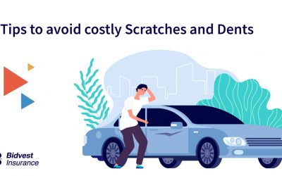 6 Tips to Avoid Costly Scratches and Dents to Your Car