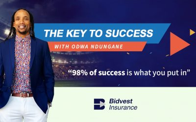 6 Tips to the Key to Success with Odwa Ndungane